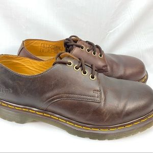 "DR MARTENS ""STANTON"" MEN'S SHOES  SIZE US 9"